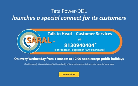 Tata Power-DDL - Power Distribution Reforms In India